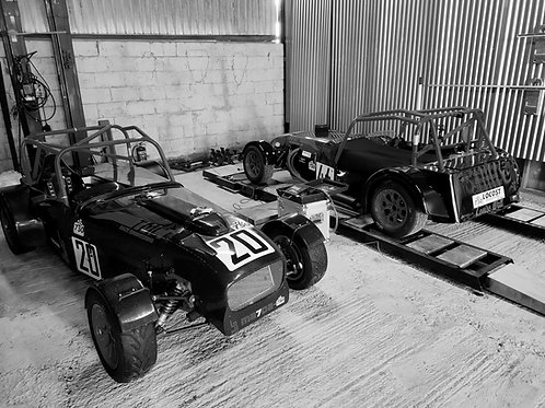 Track Car Setup
