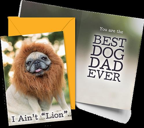 DAD LION