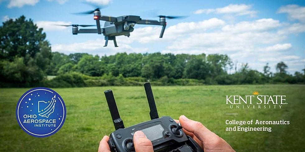 The Ohio Aerospace Institute and KSU Join for UAS Training