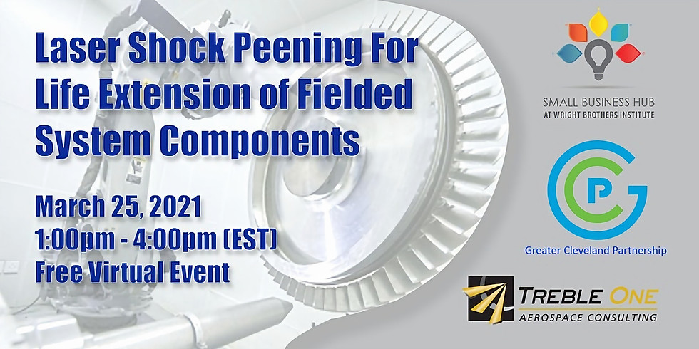 Laser Shock Peening For Life Extension of Fielded System Components
