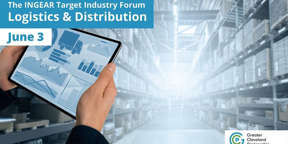 INGEAR Target Industry Forum - Logistics & Distribution