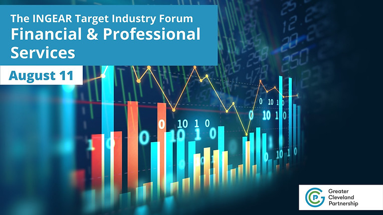 GCP INGEAR Industry Forum: Financial & Professional Services