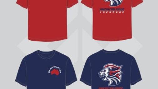 Lion's head T-shirt