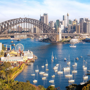 Favorite Things to Do in Sydney
