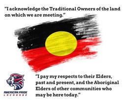 Opening Ceremonies Aboriginal tribute