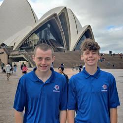 Sydney Opera House!