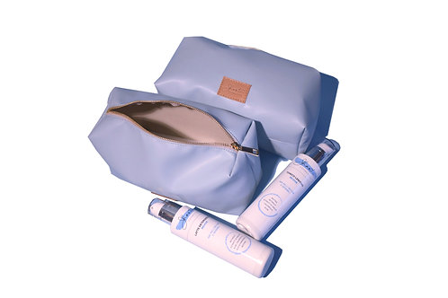 Beauty case e detergenti