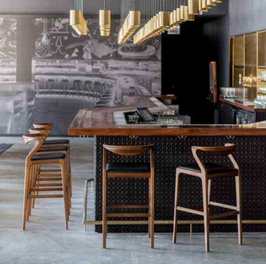 ergonomic modern kitchen bar stools 2019