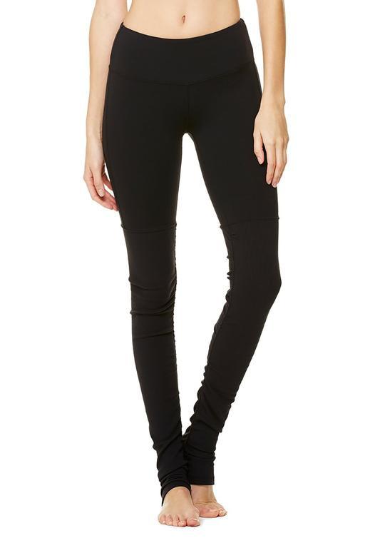 warm opaque yoga tights - warm leggings