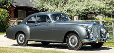 1955 Bentley R-Type Continental Sports Saloon