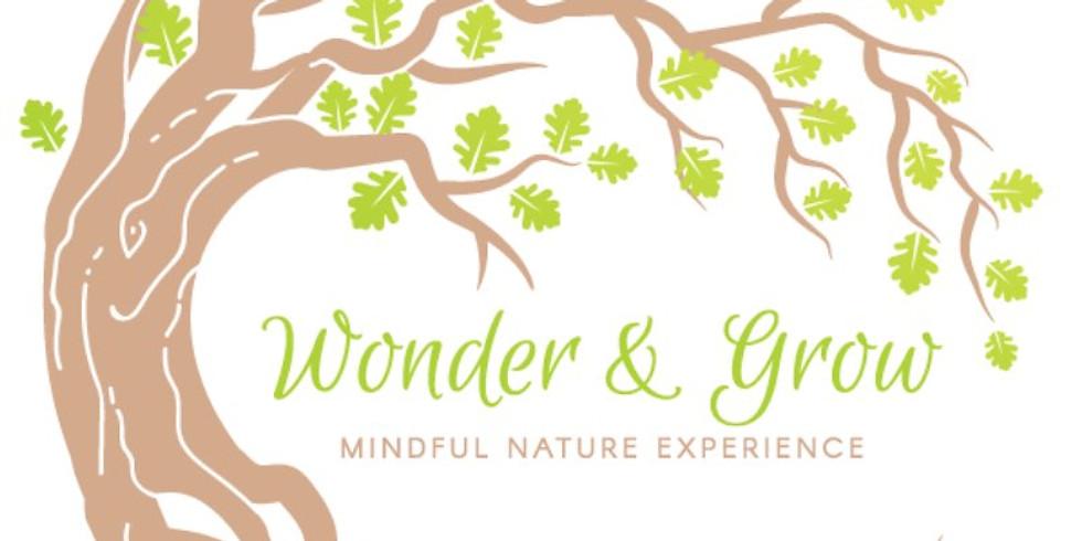 Wonder & Grow: Mindful Nature Experience