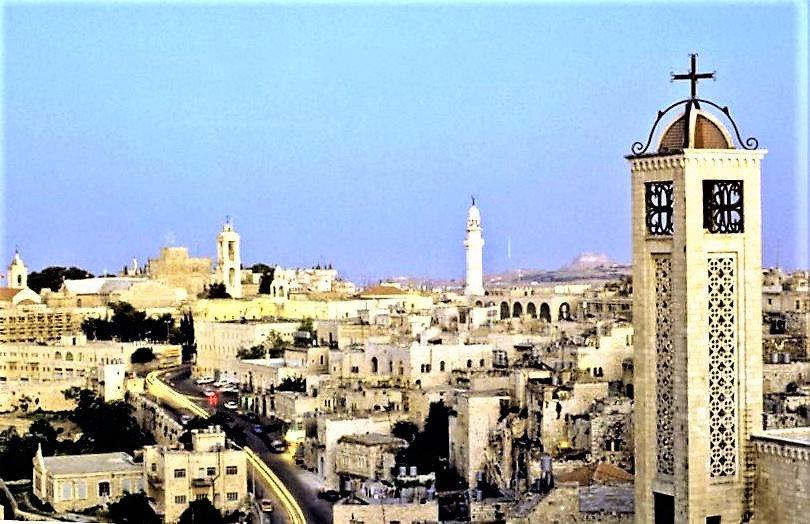 BETHLEHEM AND JERUSALEM GROUP TOUR