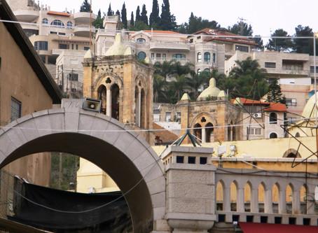 DISCOVERING JESUS' TIME NAZARETH