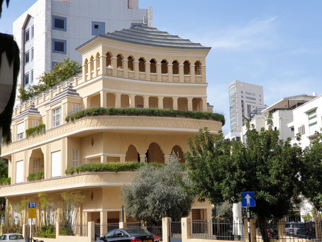 OUR NEW TEL AVIV TOUR IS ON THE AIR