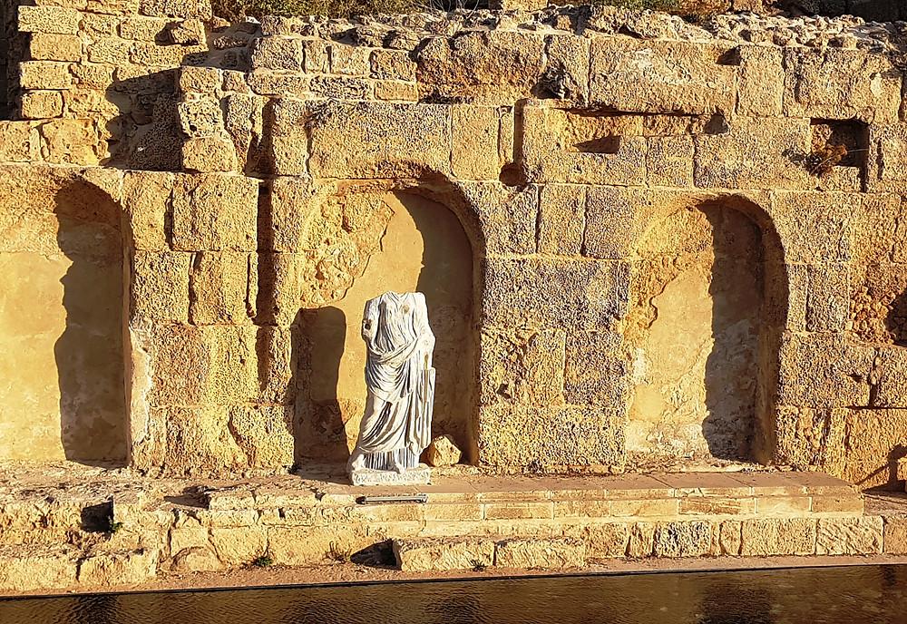 Roman Fountain - Nympheum