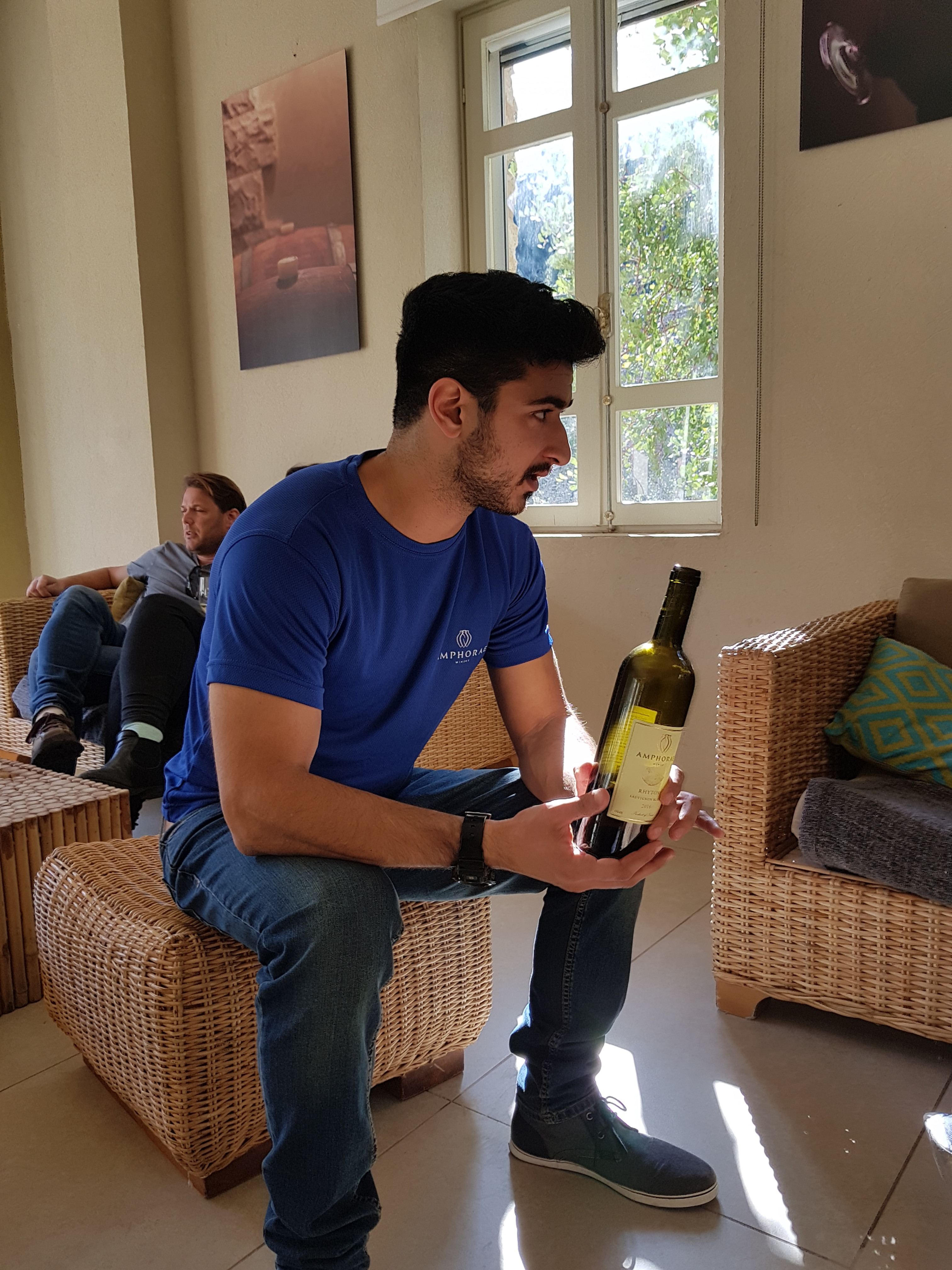 CENTRAL ISRAEL WINE TOUR