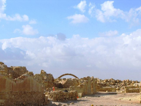 SECRETS OF THE INCENSE ROUTE - THE NABATEANS