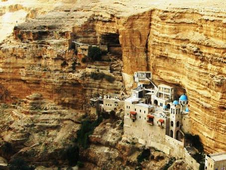 SECRETS OF THE ISRAELI DESERTS