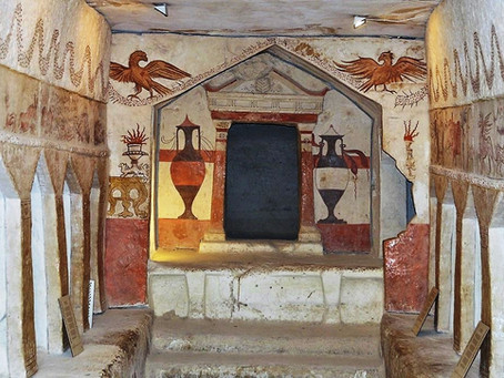 BEIT GUVRIN-MARESHA THE LAND OF INNUMEROUS CAVES