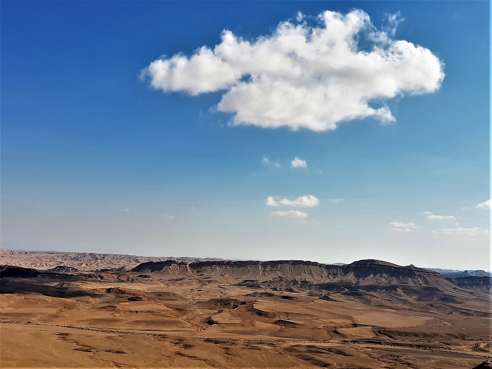 Timeless beauty of the Negev