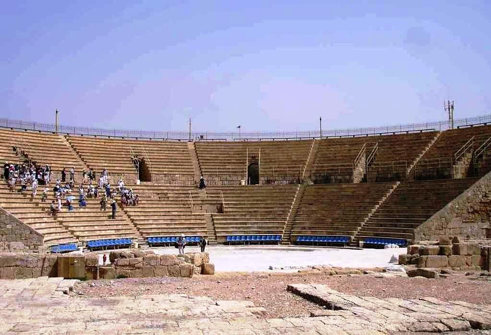 King Herod' Theater