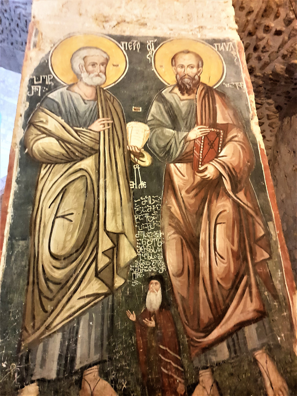 St. Paul and St. Peter XI Century