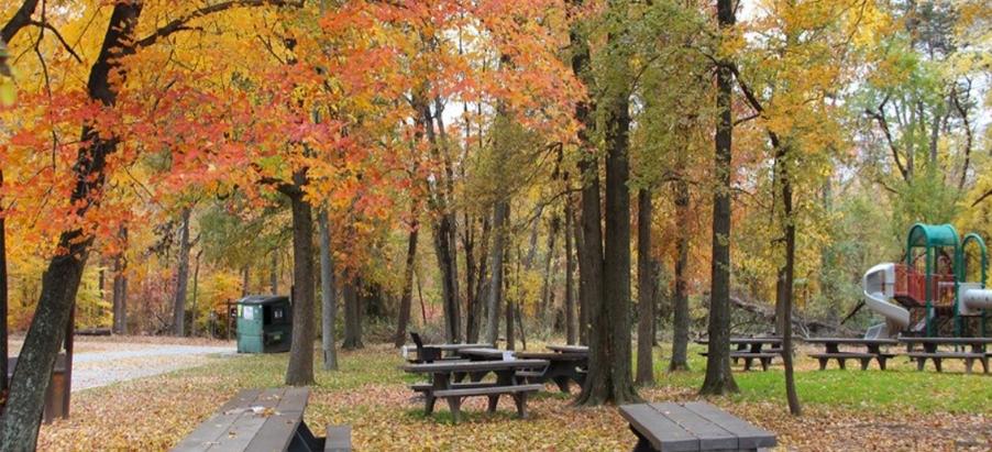 Area picnic e punto ristoro