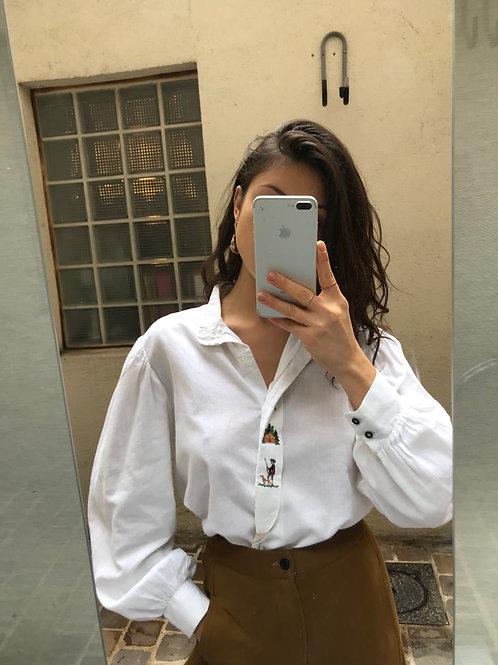 blouse Rome antique