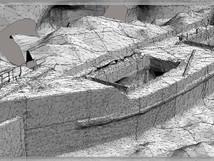 戦争遺跡:コンクリート船『武智丸』3Dフォト