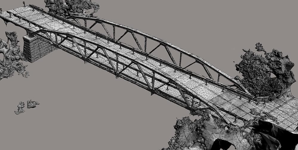 3Dフォトグラファー出水享(でみずあきら)の作品。山口県周南市