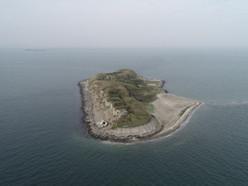 東京湾の海上要塞『第一海堡』3D完成!