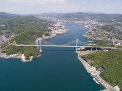 3Dフォトグラファー出水享の女神大橋