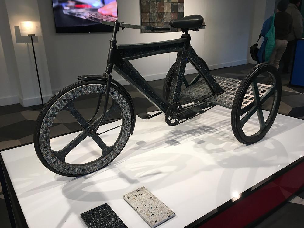 Thomas Hoogewerf plastic tricycle