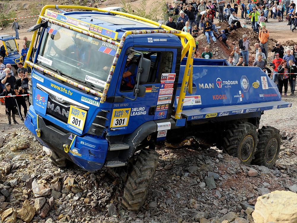 E Truck Trial BFS MAN