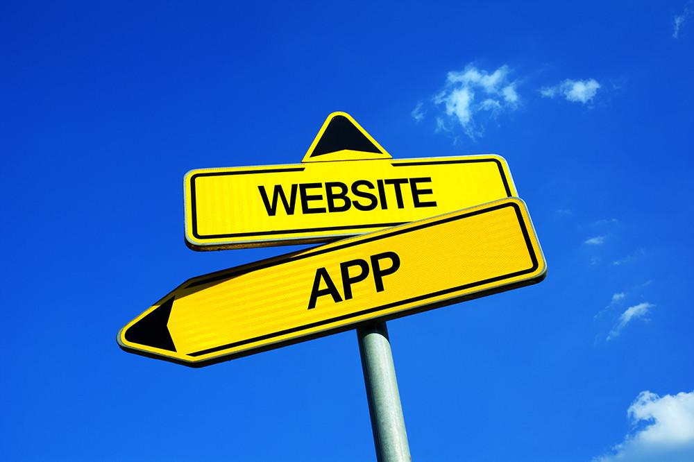 mobile website vs. app