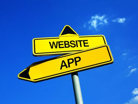 Mobile website vs. app – what's better?