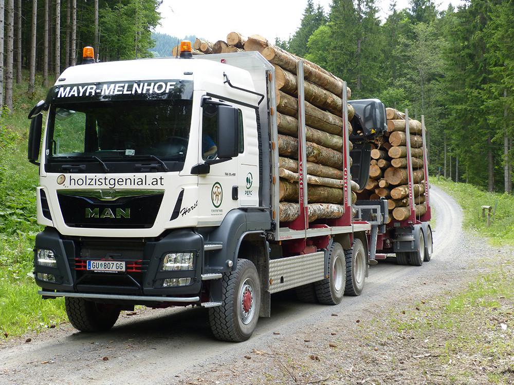 Forstbetrieb Mayr-Melnhof