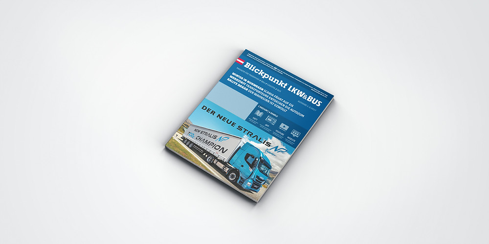 transport magazine editorial design relaunch