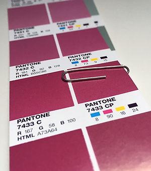 Patone raspberry pink