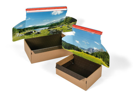 Photos for the Packaging Design of Tirol Box