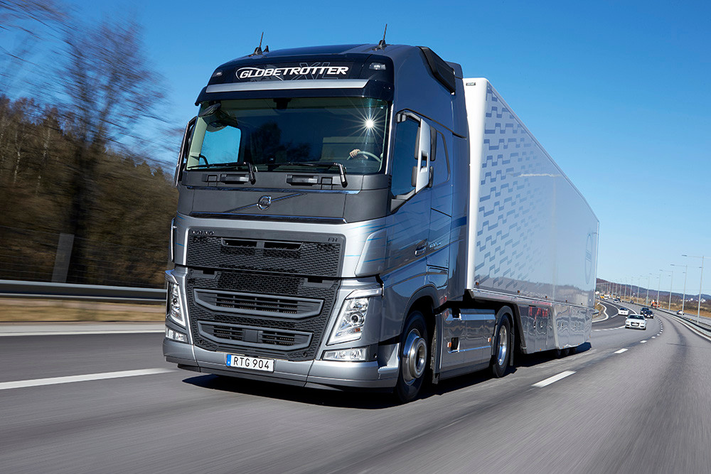Volvo FH-500 I-Shift Dual Clutch Globetrotter
