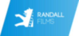 randall films brand design creative logo design