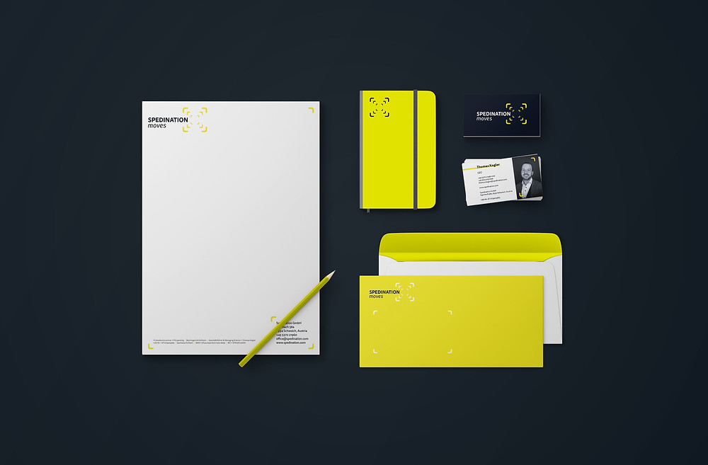 Brand Design Spedination