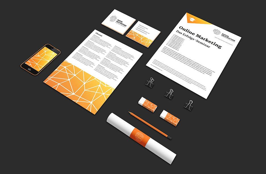 martin holztrattner online marketing corporate design branding