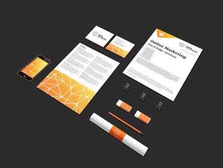 Corporate Design for Martin Holztrattner