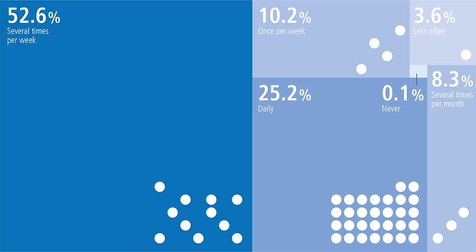 infographic e-bike usage