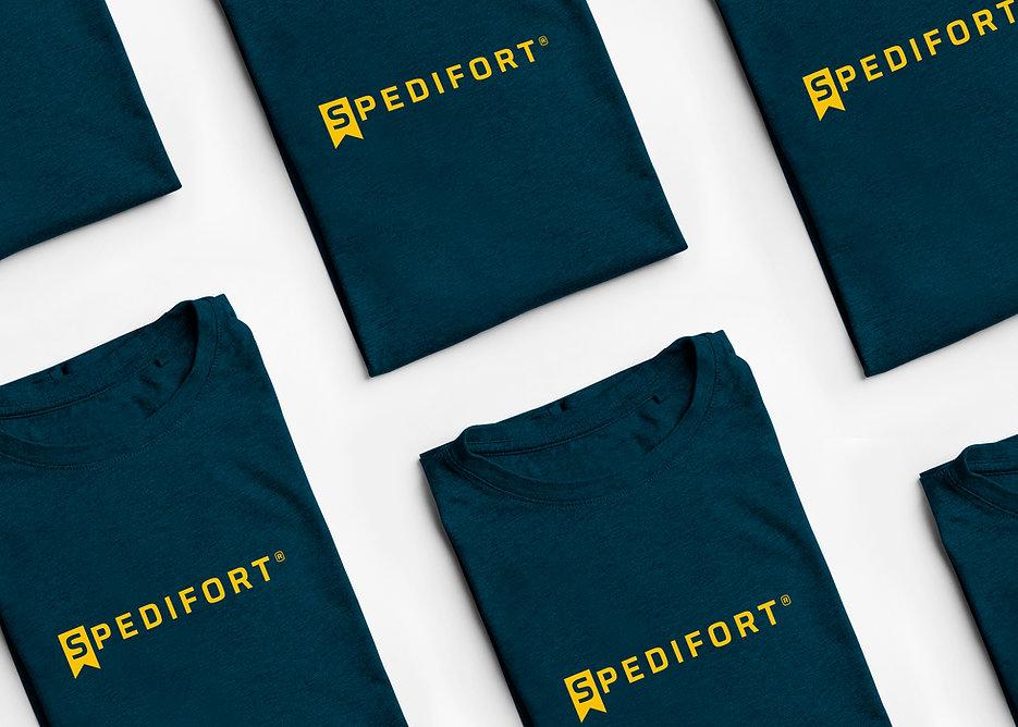 Spedifort-Brand-Design- logo design