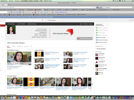 Youtube One Channels: The new Youtube design is here!