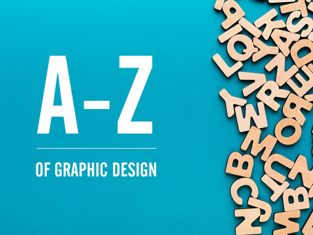 The A-Z of Graphic Design