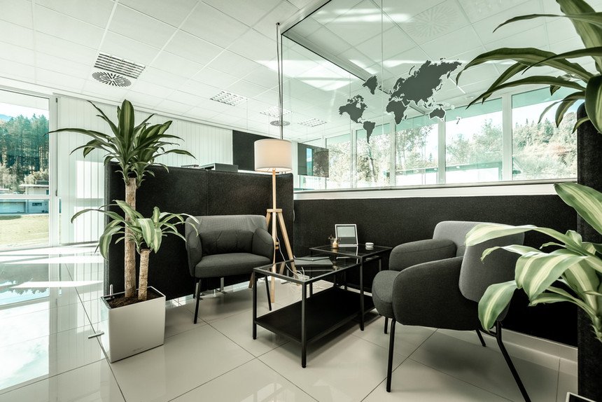 Büro Spedition